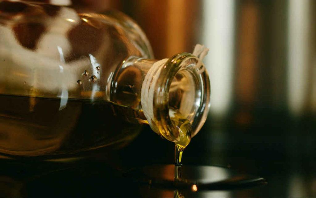 consumo de aceite de olivo picual virgen extra