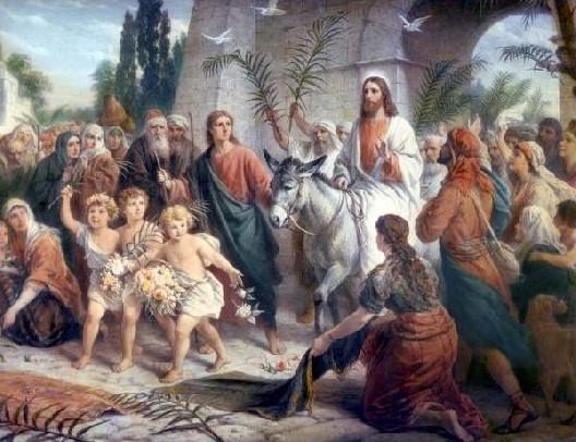 rama de olivo creencia católica